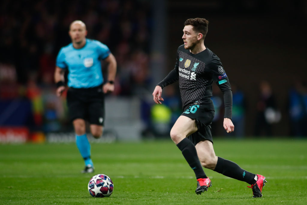 Liverpool star identifies key factor that culminated in rare defeat
