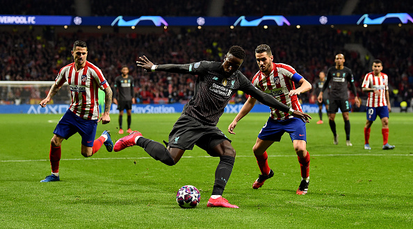 Divock Origi didnt impress when he came on in Madrid.