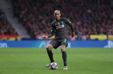Jurgen Klopp may have to leave Fabinho out of his best XI.