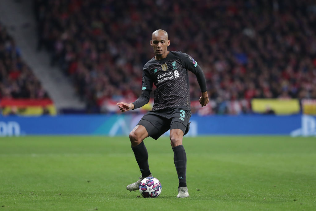 Jurgen Klopp may have to make difficult admission and leave out Fabinho - Rousing The Kop - Liverpool FC News