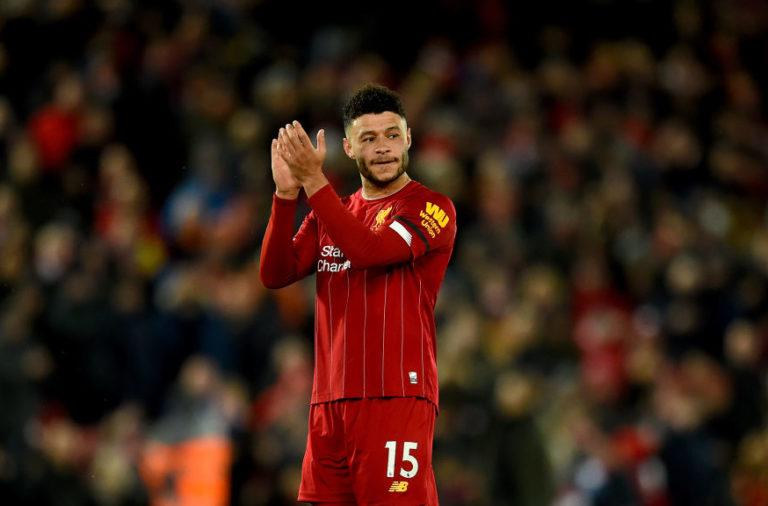 Liverpool have won every single game Alex Oxlade-Chamberlain has started this season.