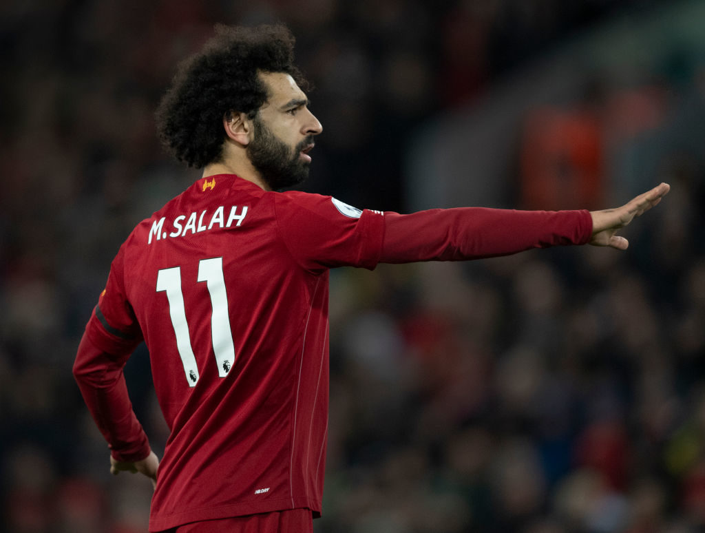 Real Madrid reportedly want Mohamed Salah.
