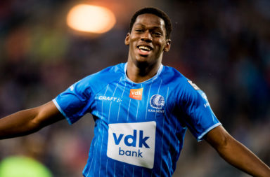 The Express have claimed that Liverpool are chasing Jonathan David of Gent.