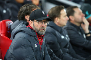 Jurgen Klopp could have learned a lesson from December.