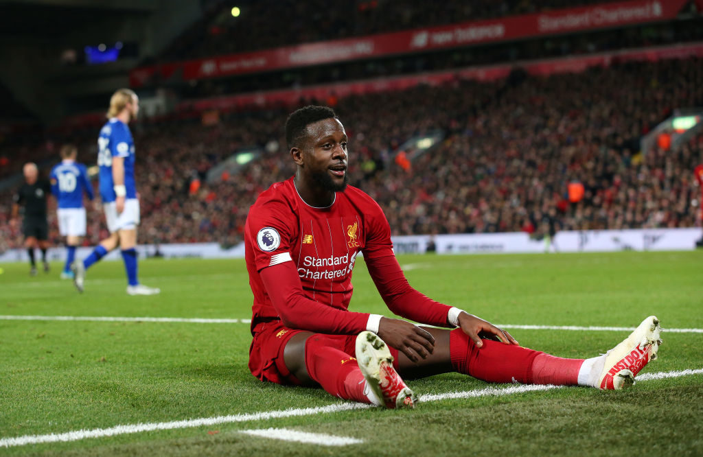 Liverpool will reportedly offer Divock Origi to Napoli.