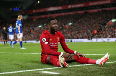Leeds United reportedly want Liverpool duo Divock Origi and Rhian Brewster.