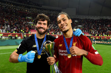 Liverpool are reportedly close to extending the deals of Alisson and Van Dijk.