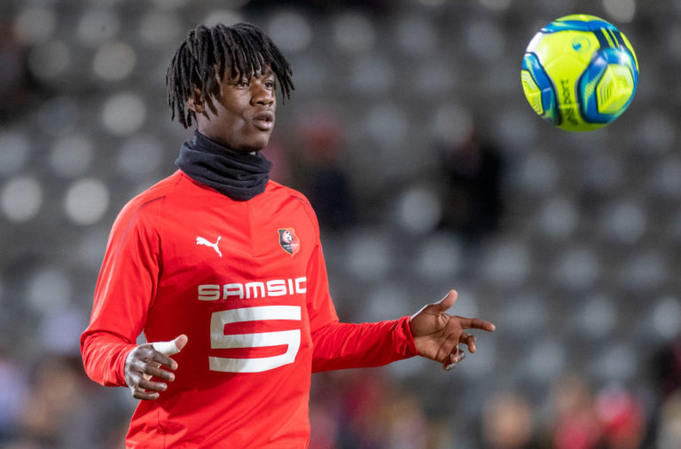 Liverpool should be in the race for Eduardo Camavinga from Rennes.