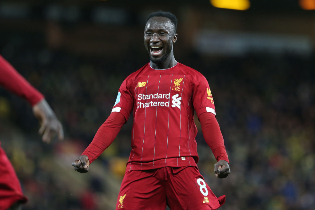 Naby Keita has become undroppable, giving Jürgen Klopp a selection headache next season.