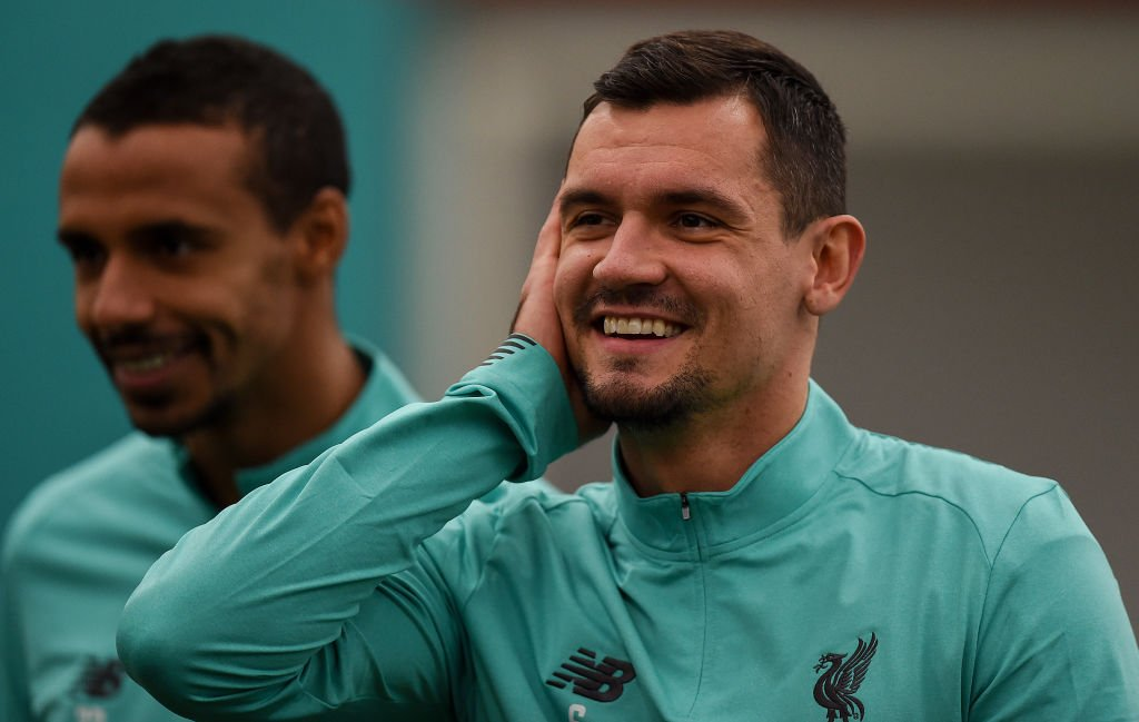 Dejan Lovren is reportedly close to agreeing a free transfer to Zenit Saint Petersburg.