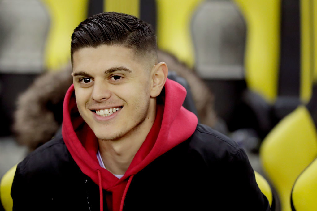 Milot Rashica could see his release clause drop.