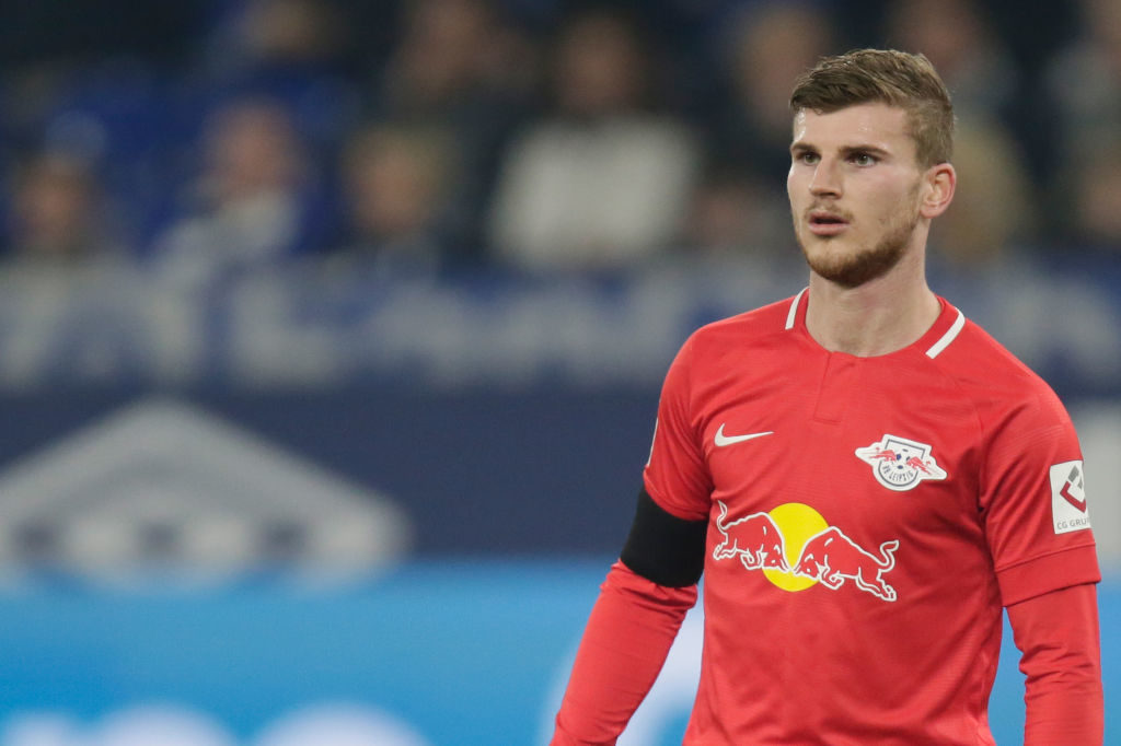 Liverpool are reportedly still favourites for Timo Werner.