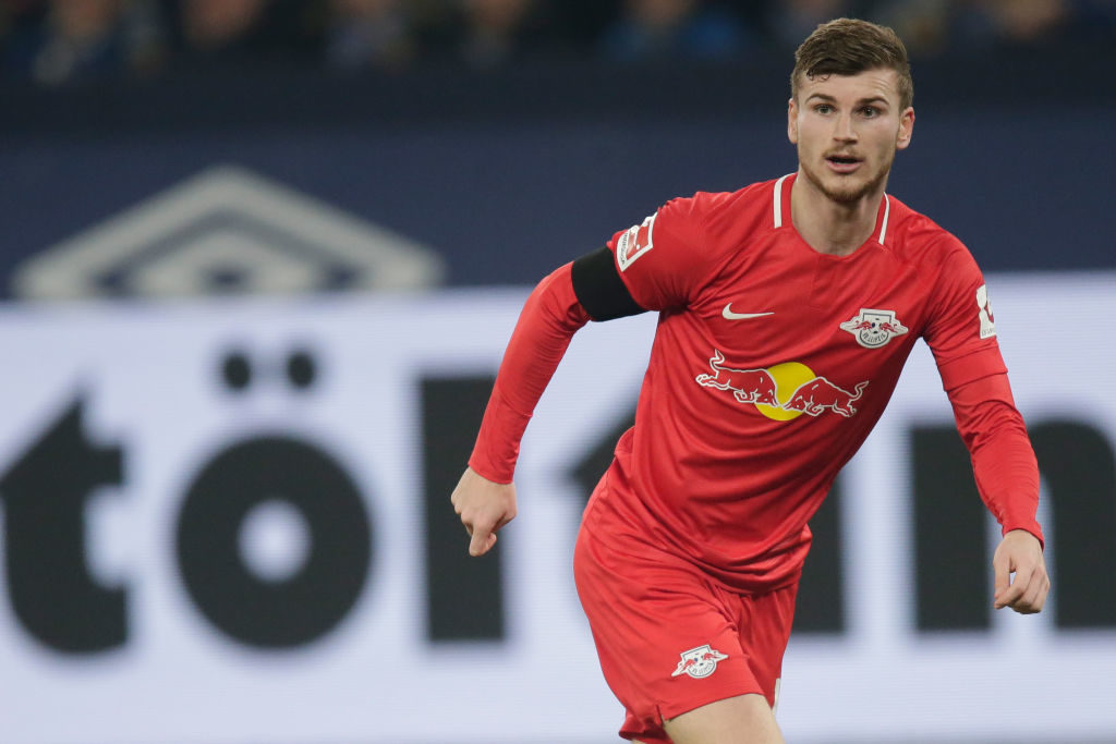 Liverpool may face competition for Timo Werner.