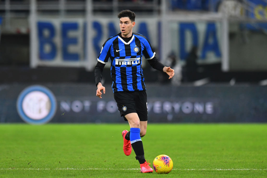 Report: Liverpool look to Inter Milan defender Alessandro Bastoni