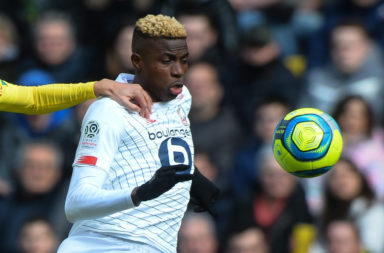 Liverpool have been handed a boost in their reported pursuit of Victor Osimhen.