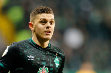 Liverpool could bag Milot Rashica at a cut price if his side are relegated.