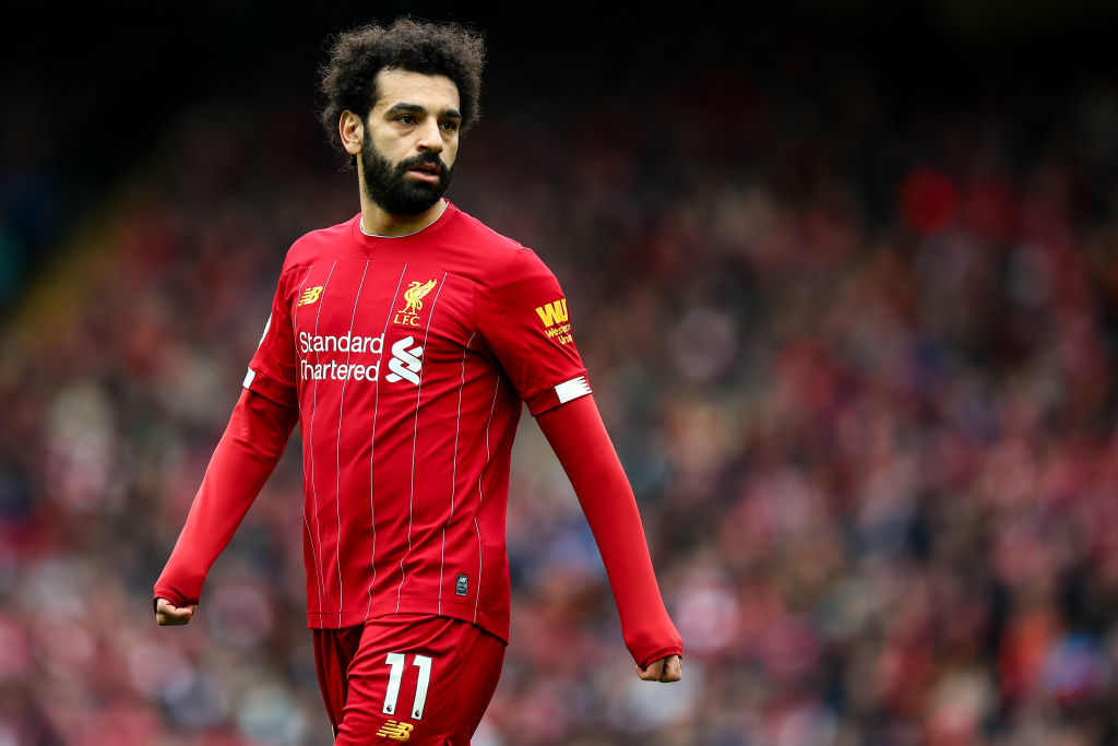 Mohamed Salah could be out for months next year.