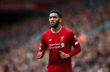 Jürgen Klopp has issued a Joe Gomez and Joel Matip injury update.