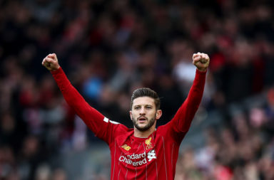 Jürgen Klopp seems to have confirmed that Adam Lallana has played his last game for Liverpool.