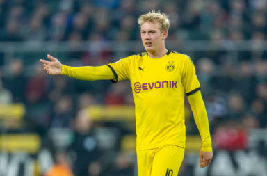 Liverpool have wanted Borussia Dortmund midfielder Julian Brandt before.