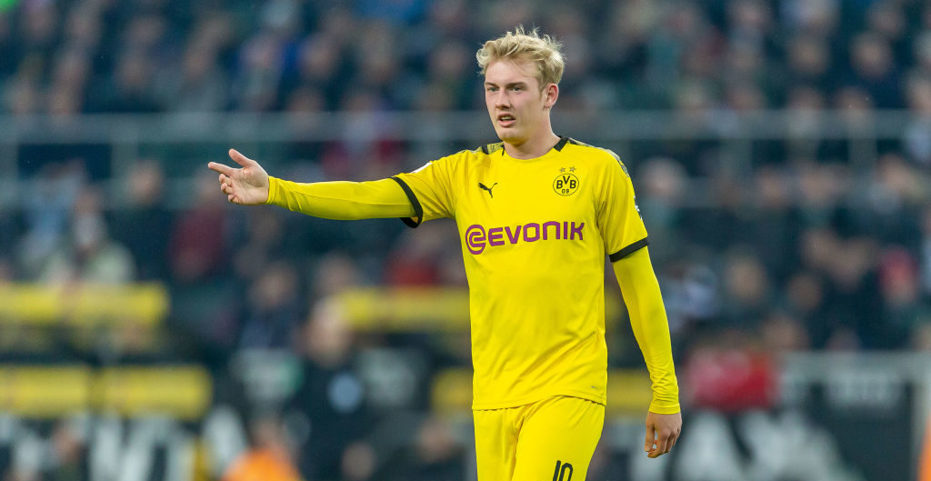 Liverpool should use Dortmund situation to reignite Julian Brandt move