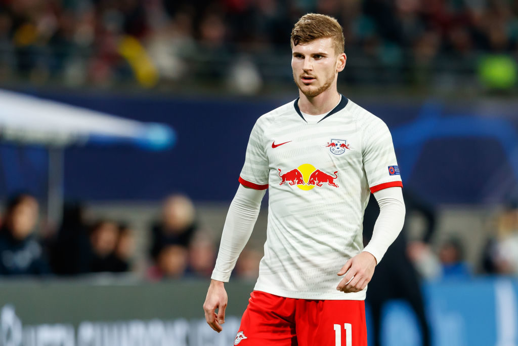 Barcelona may move for Timo Werner.