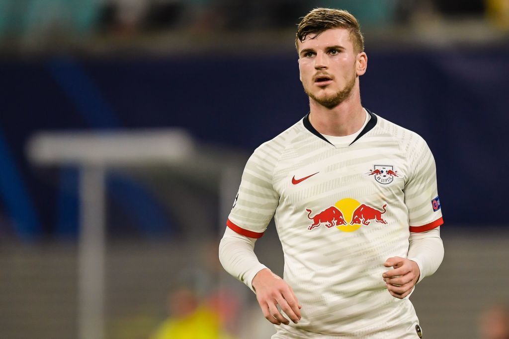 Timo Werner is in high demand.