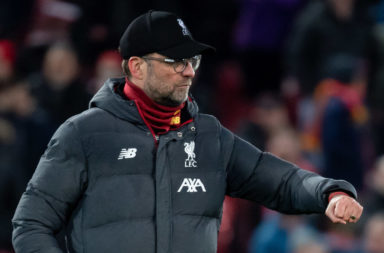 Jurgen Klopp and Liverpool may do business this transfer window.