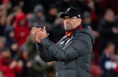 Liverpool and Jurgen Klopp may be champions.