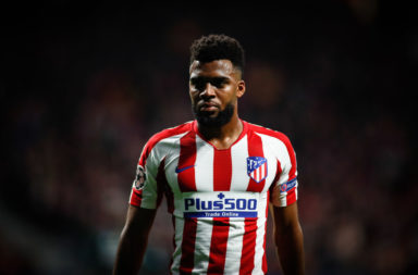 Reports link Thomas Lemar with Manchester United.