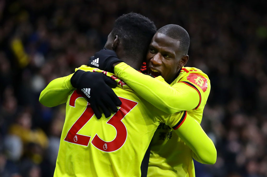 Owen Hargreaves has backed Liverpool to take a look at Abdoulaye Doucoure following the Watford defeat.