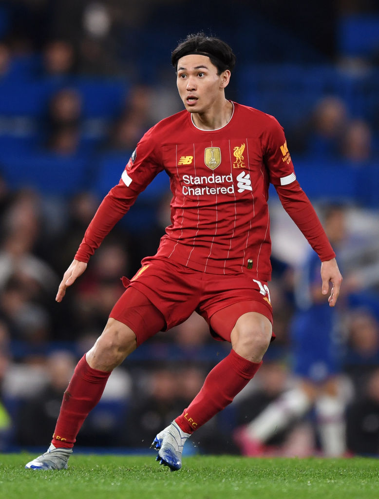 Jürgen Klopp has said that Takumi Minamino should have been used more against Chelsea.