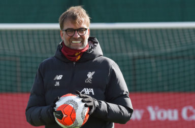 Jurgen Klopp knows Anfield will be tested this week.
