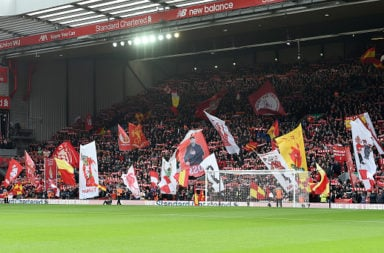 Liverpool fans have been labelled 'the most arrogant' in a new survey.