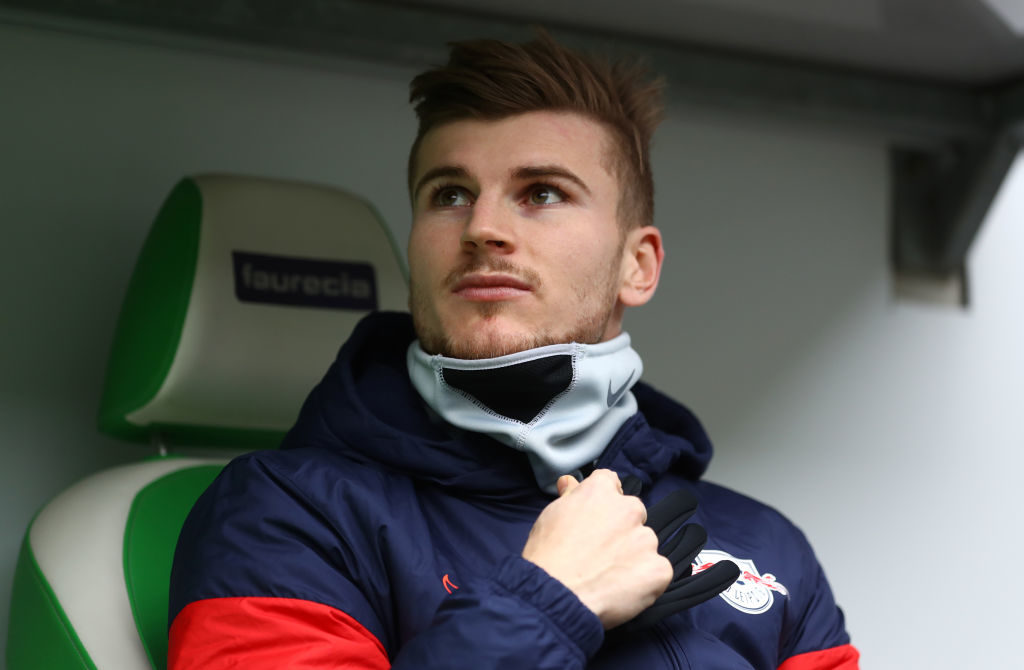 Timo Werner weighing up Liverpool, Manchester City or Manchester United moves