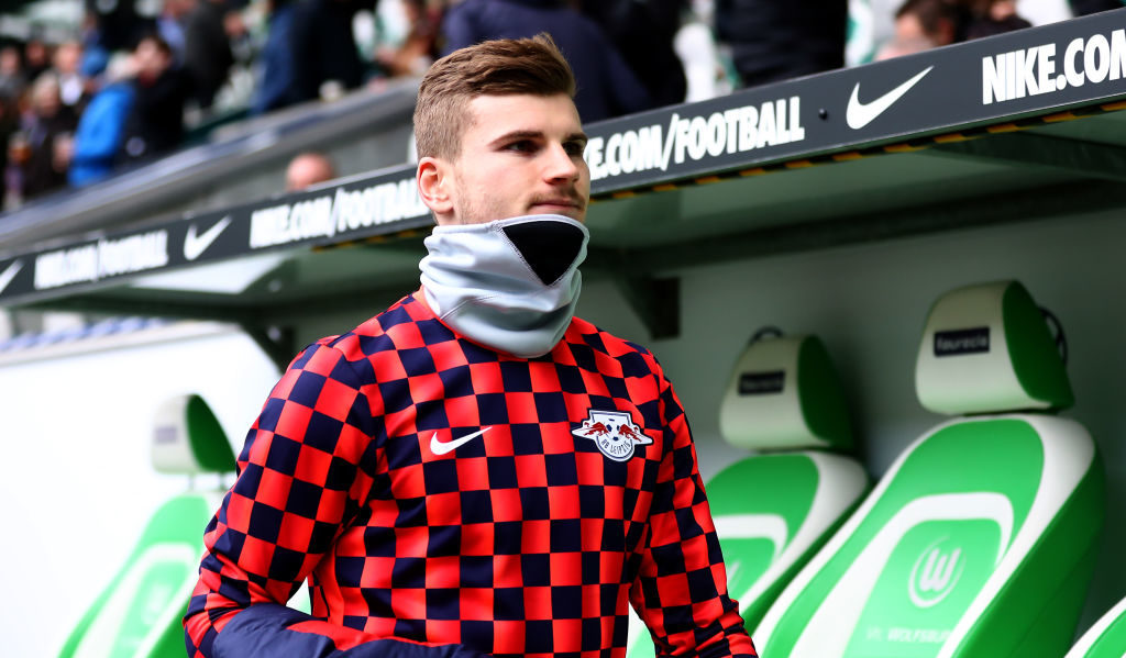 Timo Werner has expressed doubts over a Liverpool move.