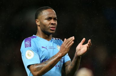 Raheem Sterling appears to be open to a Liverpool return
