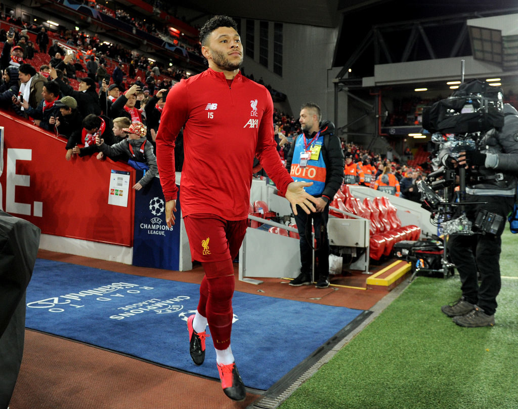 Liverpool lost to Atletico Madrid but Alex Oxlade-Chamberlain shone.