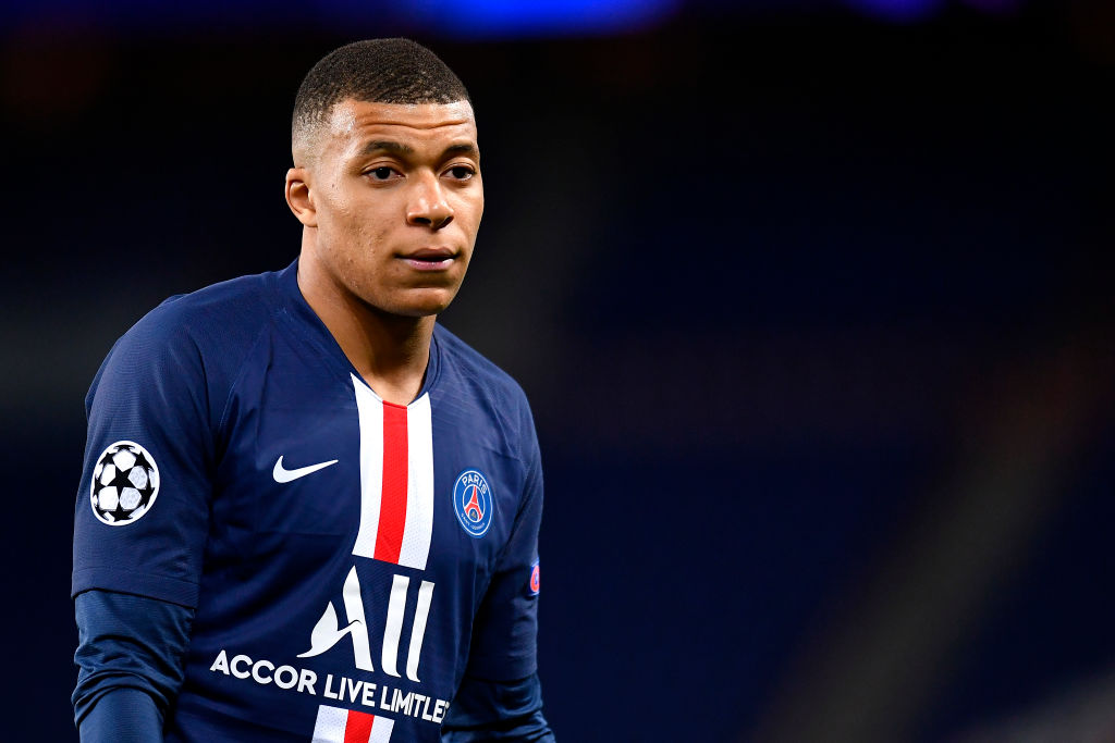 Kylian Mbappe wants to play in Premier League or LaLiga in 2021