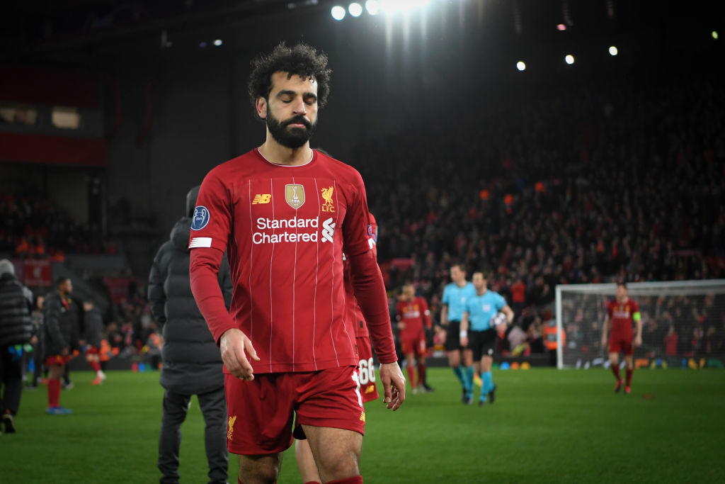 Mohamed Salah is one of those entitled to new terms.