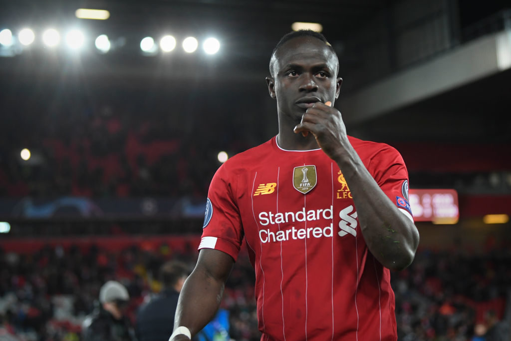 Sadio Mane would only consider Real Madrid, according to reports.