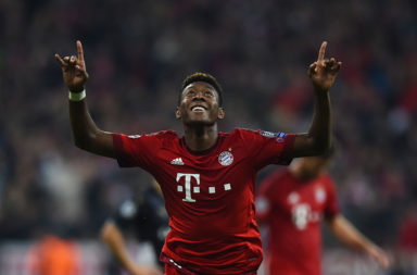 Liverpool should move for David Alaba