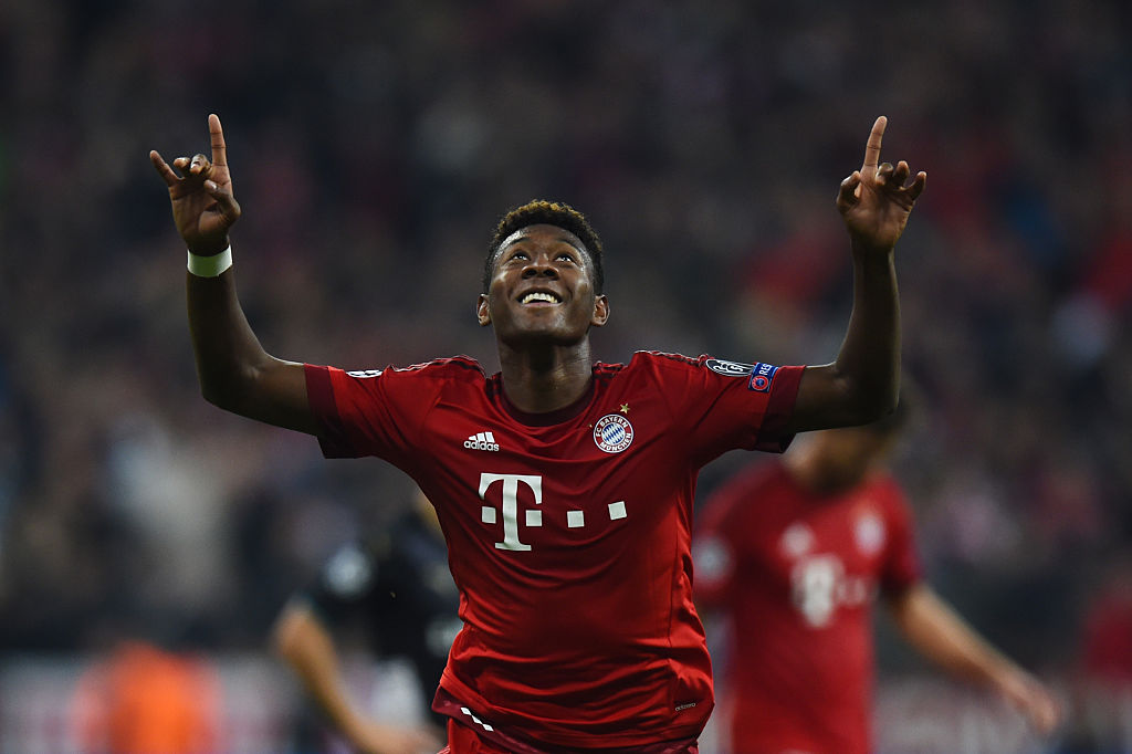 Thiago could help Liverpool sign David Alaba on a free