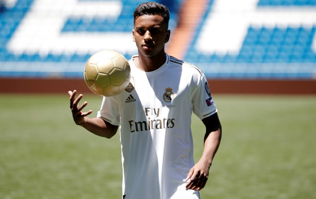 Rodrygo Goes eventually joined Real Madrid.