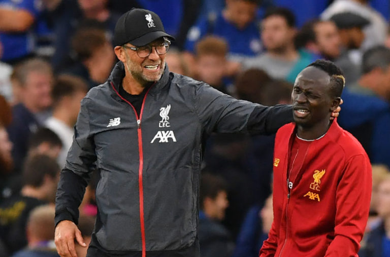 Jurgen Klopp admits he got Sadio Mane very wrong.