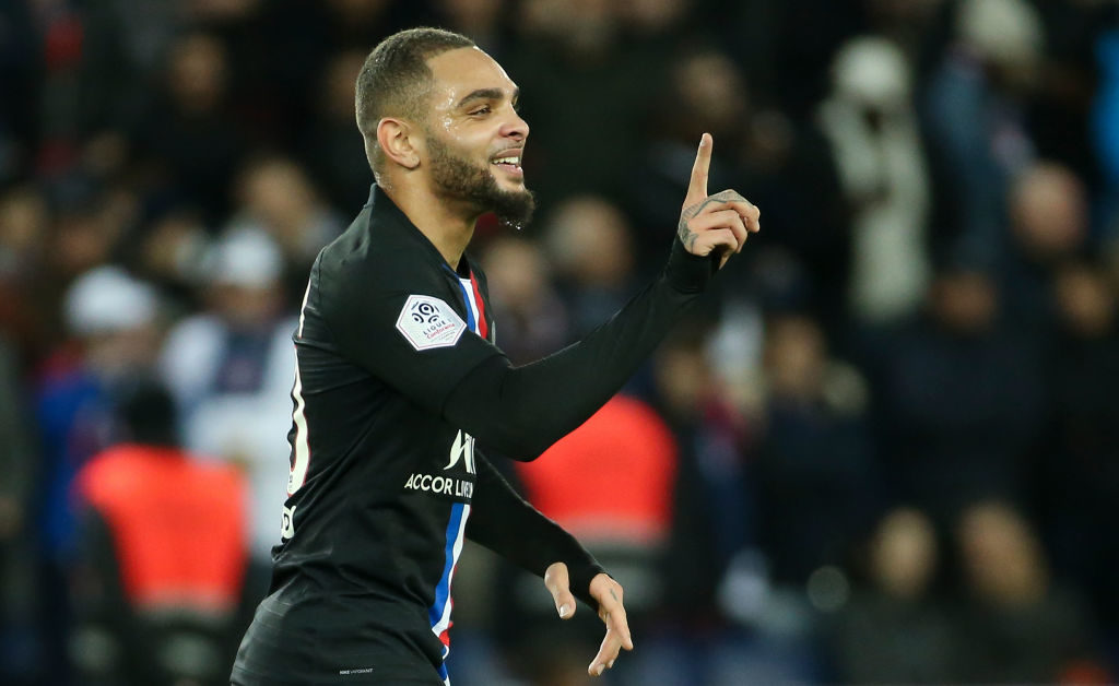 Layvin Kurzawa is set to leave Paris Saint-Germain on a free.
