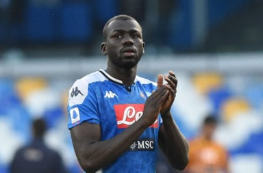 Liverpool reportedly want Kalidou Koulibaly.