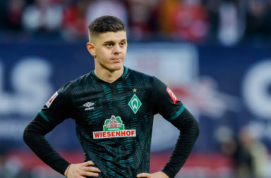 Milot Rashica will reportedly pass on Liverpool.