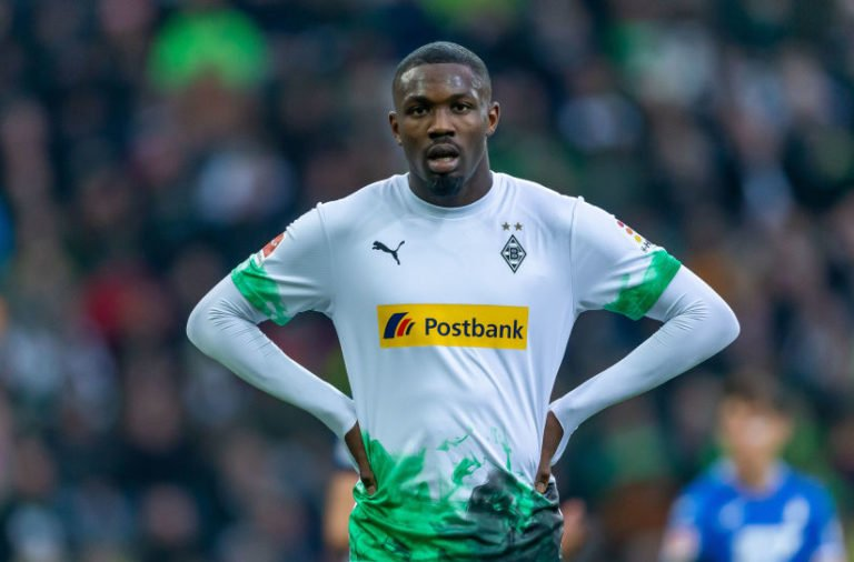 Liverpool reportedly want Gladbach forward Marcus Thuram.