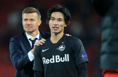Jesse Marsch believes Liverpool got Takumi Minamino 'way too cheap'.
